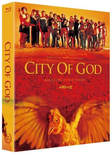 BLU-RAY / City Of God Full-slip LE (1,000 Numbered)