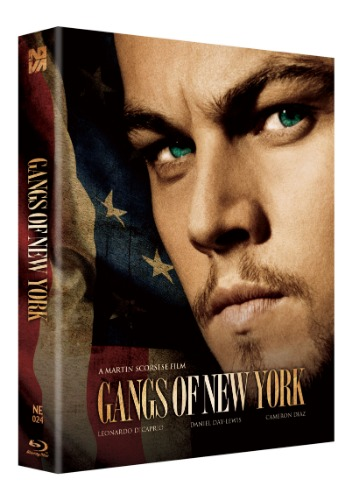 Gang of New York STEELBOOK LENTICULAR FULL SLIP B (NE#24)