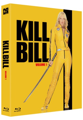 BLU-RAY / Kill Bill Vol.1 (PLAIN EDITION)