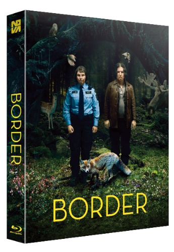 BLU-RAY / BORDER  LENTICULAR FULL SLIP LE (700 NUMBERED)