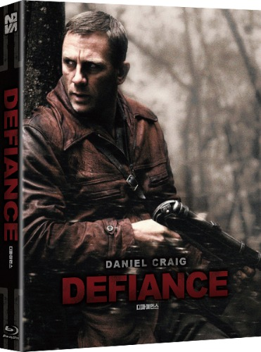 BLU-RAY / Defiance  LE (700 NUMBERED)
