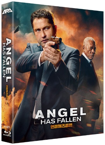 BLU-RAY / Angel Has Fallen FULL SLIP LE (500 NUMBERED)