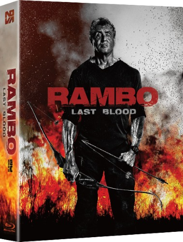 BLU-RAY / Rambo: Last Blood LENTICULAR FULL SLIP LE (700 NUMBERED)