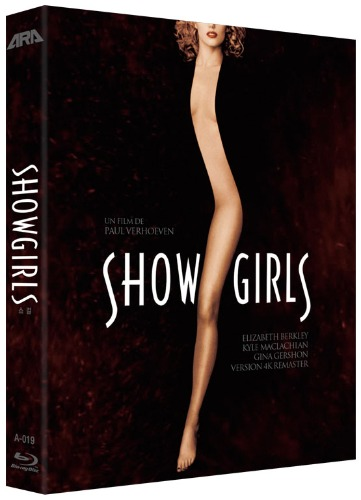 BLU-RAY / Showgirls 4K Remastering LE