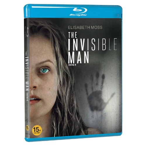 BLU-RAY / The Invisible Man BD