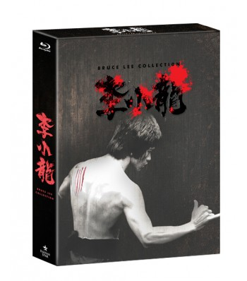 BLU-RAY / BRUCE LEE COLLECTION + 28P BOOKLET + PHOTO CARDS + PET SLEEVE LIMITED 1,000 COPIES EDITION NUMBERED