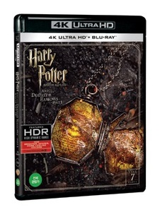 BLU-RAY / HARRY POTTER AND THE DEATHLY HALLOWS : PART 1 (2D+4K UHD)