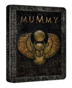 BLU-RAY / THE MUMMY STEELBOOK LE