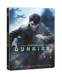 BLU-RAY / DUNKIRK STEELBOOK LE (2 DISC)