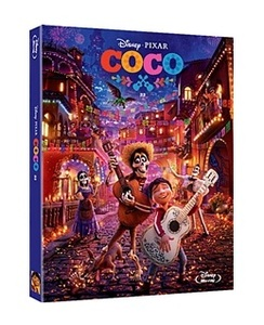 BLU-RAY / COCO (2D)