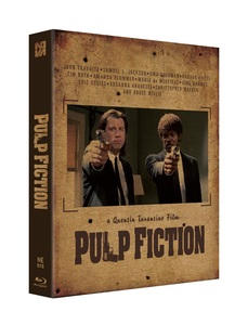 PULP FICTION STEELBOOK FULL SLIP B (NE#18)