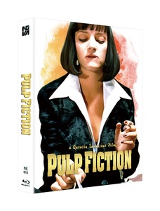 PULP FICTION STEELBOOK FULL SLIP A (NE#18)