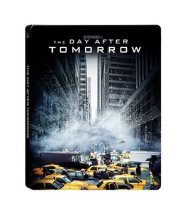 BLU-RAY / THE DAY AFTER TOMORROW STEELBOOK LE
