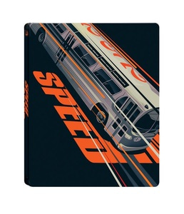 BLU-RAY / SPEED (1994) STEELBOOK LE