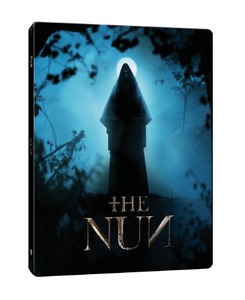 BLU-RAY / THE NUN STEELBOOK LE (1 DISC)