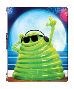 BLU-RAY / Hotel Transylvania 3: Monster Vacation STEELBOOK LE