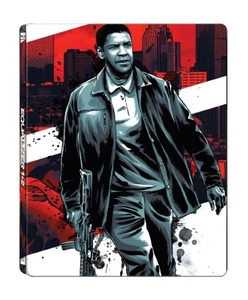 BLU-RAY / THE EQUALIZER 1+2 STEELBOOK LE (2DISC)