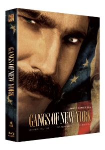 Gangs of New York STEELBOOK LENTICULAR FULL SLIP A (NE#24)