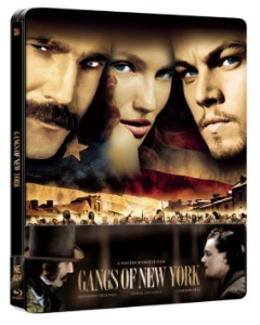 Gangs of New York STEELBOOK 1/4 SLIP (NE#24)