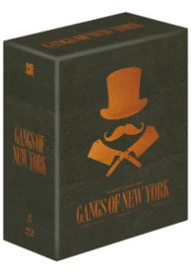 Gangs of New York STEELBOOK ONE-CLICK BOX SET (NE#24)