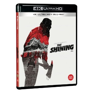 BLU-RAY / The Shining 2D +4K UHD