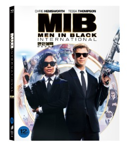 BLU-RAY / Men In Black: International 2DBD+Bouns disc