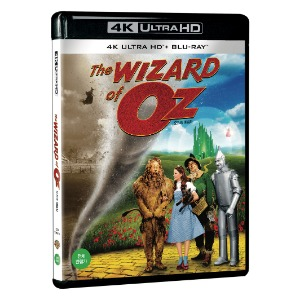 BLU-RAY / The Wizard of Oz 2D +4K UHD