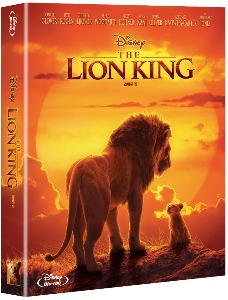 BLU-RAY / The Lion King STEELBOOK