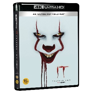 BLU-RAY / It Chapter Two 4K+2DBD+Bouns disc