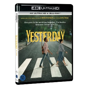 BLU-RAY / Yesterday 4K UHD BD (2 DISC)