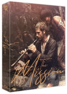 BLU RAY / THE MISSION STEELBOOK FULL SLIP A TYPE LE