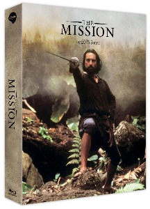 BLU RAY / THE MISSION STEELBOOK FULL SLIP B TYPE LE