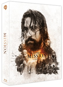 BLU RAY / THE MISSION STEELBOOK LENTICULAR SLIP C TYPE LE