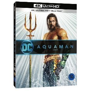 BLU-RAY / Aquaman (BD+4KUHD) (O-RING) (BD)