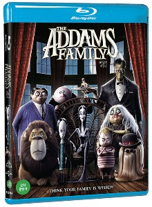 BLU-RAY / The Addams Family