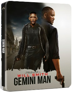 BLU-RAY / Gemini Man  Steelbook LE (1 Disc)