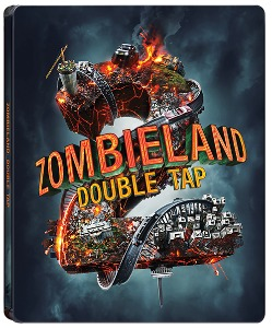 BLU-RAY /  Zombieland : Double Tap LE (2disc: 4K UHD + 2D)