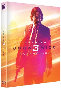 BLU-RAY /John Wick: Chapter 3 - Parabellum FULL SLIP (PLAIN EDITION)
