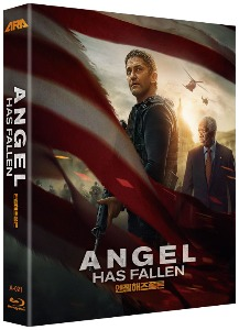 BLU-RAY / Angel Has Fallen LENTI SLIP LE (1000 NUMBERED)