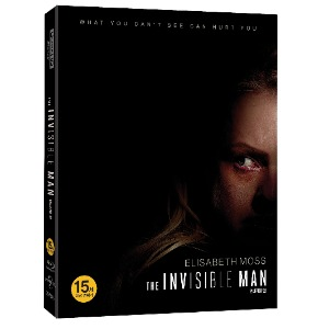 BLU-RAY / The Invisible Man 4K UHD BD (2 DISC, Initial Limited Slip Case Presented)