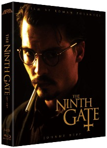 BLU-RAY / The Ninth Gate first limited edition