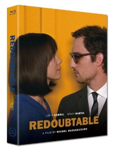 BLU-RAY / Redoubtable (500 numbered)