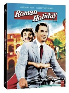 BLU-RAY / Roman Holiday (First release LE)
