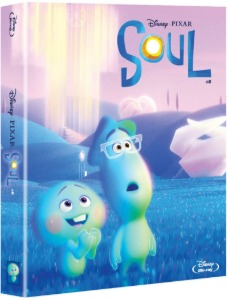 BLU-RAY / Soul STEELBOOK FULL SLIP (2 Disc)